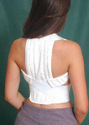 Пояс корсет для спины позвоночника жесткий